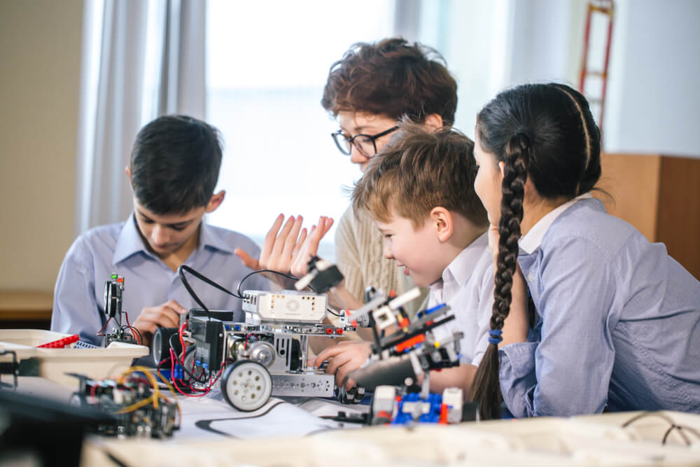 FIELDCORE AND CODECRAFT WORKS PARTNER TO CREATE INNOVATIVE NEW STEM SUMMER CAMP